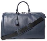 Bugatchi Leather Duffel Bag