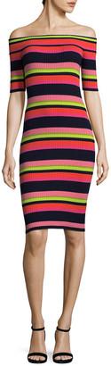 Trina Turk Necha Stripe Dress