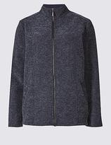 Classic Boucle Fleece Jacket