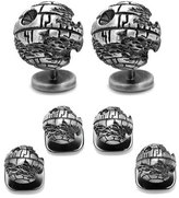 Cufflinks Inc. Boys' 3D Death Star Stud Set