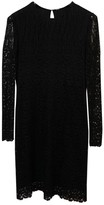ADAM by Adam Lippes Black Lace Dress for Women