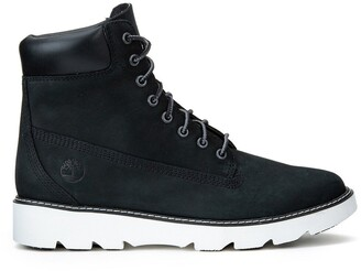 Timberland Keeley Field 6In Leather Trainers