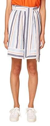 Esprit edc by Women's 068cc1d006 Skirt, (Blue 430), (Size: 38)