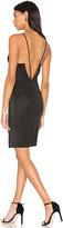 Astr Marleen Dress in Black. - size L (also in M,S)