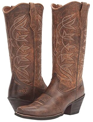 Ariat Sheridan (Vintage Bomber) Cowboy Boots