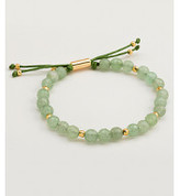 Gorjana Power Gemstone Aventurine Beaded Bracelet For Luck
