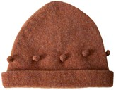 Thumbnail for your product : Wool Bobble Hat - Rust
