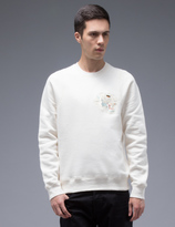 Marc Jacobs Small Tiger Emb L/S Sweatshirt