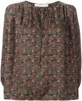 Vanessa Bruno plant print blouse - women - Silk - 38
