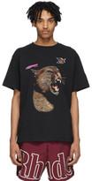 Rhude Black Puma Edition Graphic T-Shirt