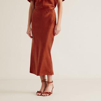 Seed Heritage Midi Skirt