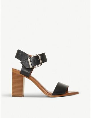 Bertie Iraya buckled leather sandals