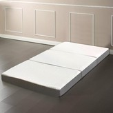 Folding Foam Mattress Spinal Solution Size: Extra-Small Single