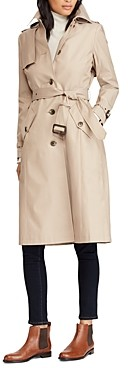 Ralph Lauren Ralph Hooded Trench Coat