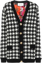 Gucci Cashmere and silk cardigan