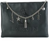 Lanvin 'So Lanvin' chain trim clutch