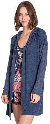 PJ Salvage Peachy PJ Duster - Navy, LARGE