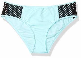 Kenneth Cole New York Women's Beat of The Street Cheeky Hipster Bikini Bottom