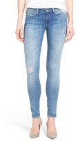 Mavi Jeans Women's Serena Distressed Stretch Skinny Jeans
