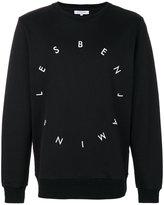 Les Benjamins branded sweatshirt