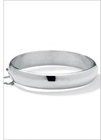 Silver Bangle Bracelet 8