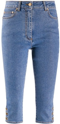 Moschino Below-The-Knee Jeans