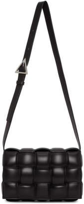 Bottega Veneta Black Padded Cassette Bag