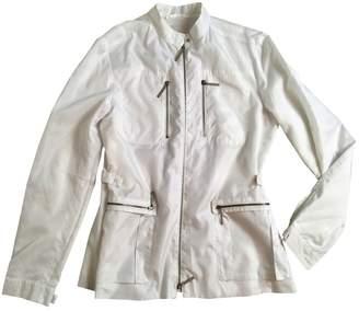Steffen Schraut White Coat for Women