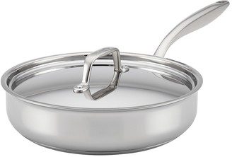 Breville Thermo Pro Clad 3.5 Quart Covered Saute Pan
