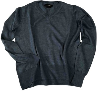 Isabel Marant Anthracite Cashmere Knitwear