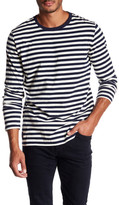 Neuw Striped Long Sleeve Tee
