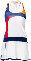 adidas colourblock tennis dress