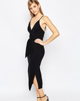Finders Keepers Blow Your Mind Midi Dress