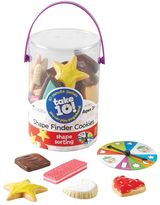 Learning Resources Take 10! Shape Finder Cookies Set