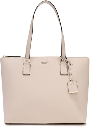 Kate Spade Cameron Street Lucie Textured-leather Tote
