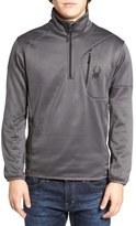 Spyder Stand Collar Fleece Pullover