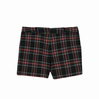 Trouser M.I.N.Y. Pant In Merlot Plaid