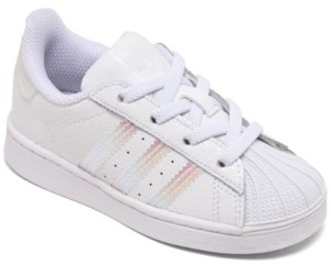 adidas Toddler Girls Superstar Casual Sneakers from Finish Line
