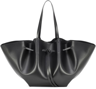 Nanushka Lynne Large leather tote