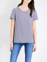 MiH Jeans Nora striped cotton T-shirt