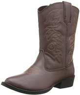 Deer Stags Ranch Kids Cowboy Boot (Toddler/Little Kid/Big Kid)