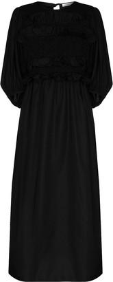 Cecilie Bahnsen Lesleigh puff-sleeve dress