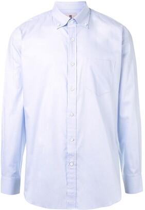 Kent & Curwen Patch-Pocket Long Sleeve Shirt