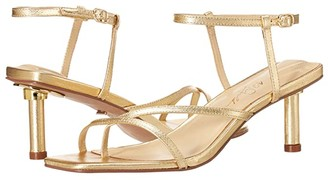 42 GOLD Logan (Gold Leather) Women's Shoes