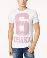 Superdry Men's Osaka 6 Micro Dot Graphic-Print T-Shirt