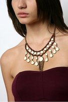 Mixed Bead Statement Necklace