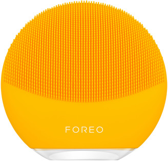 Foreo Luna Mini 3 Dual-Sided Face Brush For All Skin Types - Sunflower Yellow