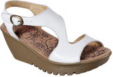 Skechers Women's Parallel Structure Platform Wedge Sandal