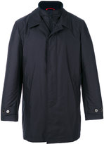 Fay single breasted coat - men - Polyamide/Polyester - M