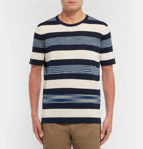 Missoni Striped Cotton T-Shirt